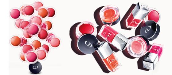 Die erfrischenden Farben der Dior Summer Mix Collection 2013