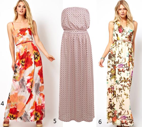 Die schönsten Sommer-Maxi-Kleider 02