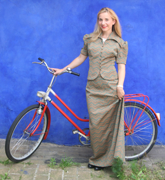 Goldvintage Vintage Outfit Nummer 1-02