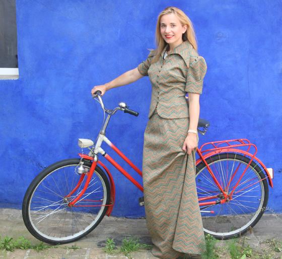 Goldvintage Vintage Outfit Nummer 1-04