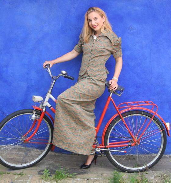 Goldvintage Vintage Outfit Nummer 1-06