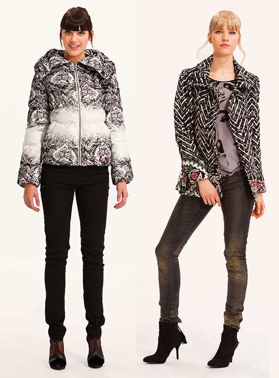 Lookbook Desigual Herbst Winterkollektion 2013 We love Love 08