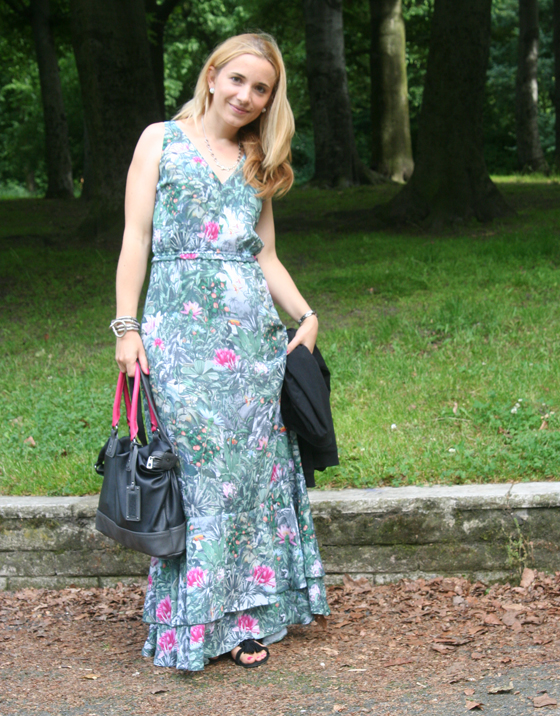Outfit Maxikleid 1