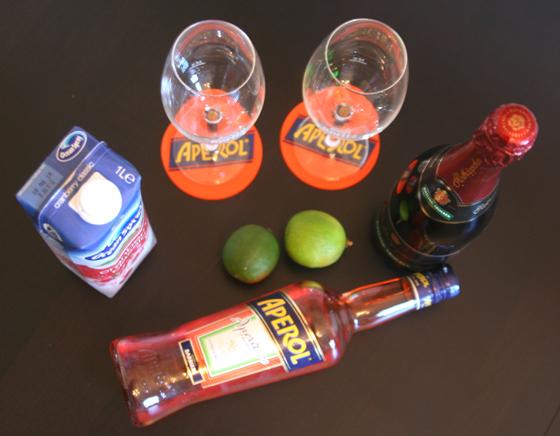 Glamour Aperol The Next Aperol Spritz Drink Rezept
