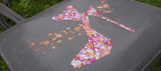 GlamourSister Art Bag by Cornelia Kawann