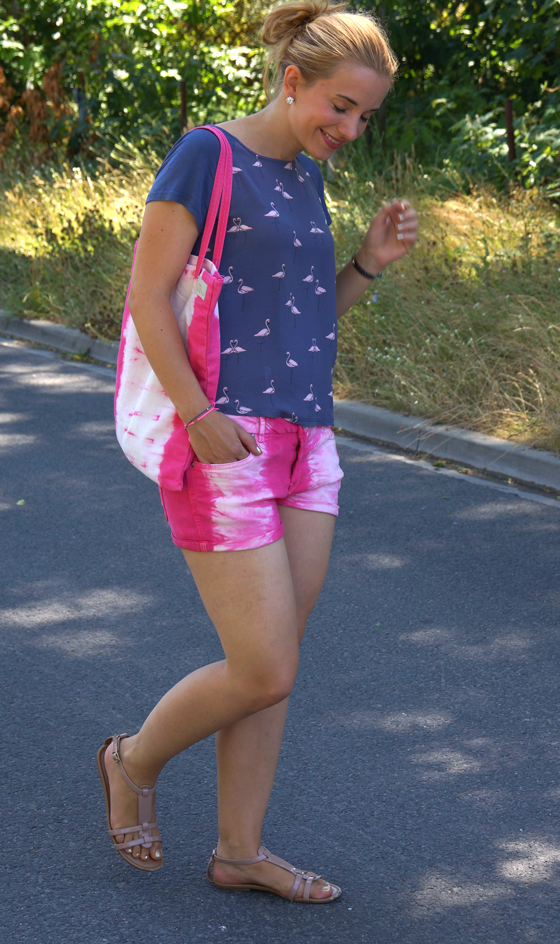 Outfit Judie Jeans Shorts LTB 05