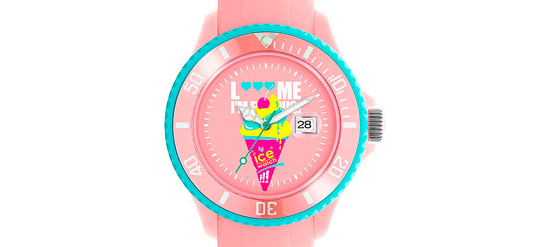 Sommeruhr von Ice Watch F ME I M Famous LM.SS 02