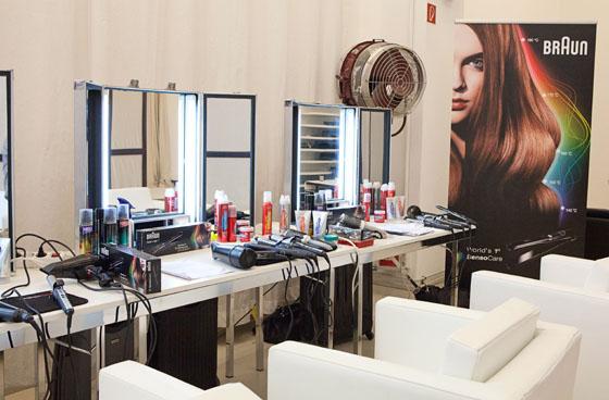Beauty-Nachmittag von Rossmann und P&G in Berlin 13