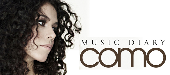 Music Diary Como CD Cover