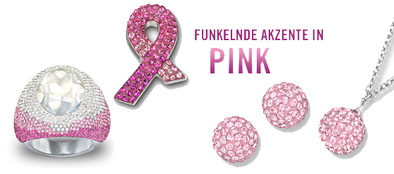 pink hope 2013 swarovski pr sentiert die neue charity. Black Bedroom Furniture Sets. Home Design Ideas