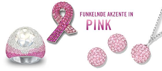 Pink Hope 2013 Swarovski präsentiert die neue Charity-Schmuckkollektion