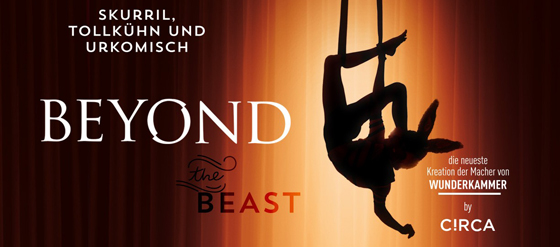 Show BEYOND im Chamäleon Theater Berlin