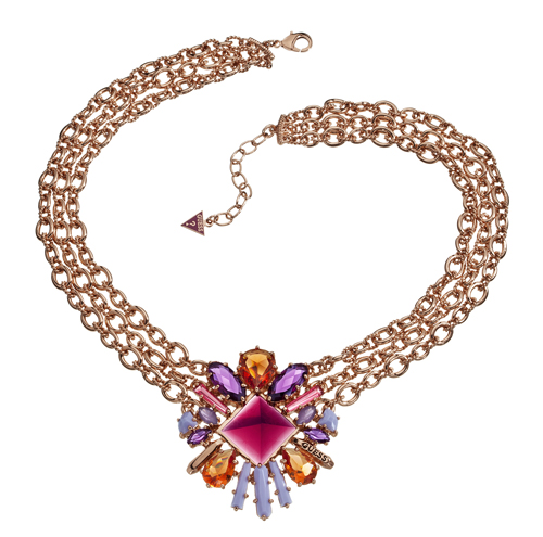 Sophisticated Socialite Collection von GUESS jewellery Collier 01