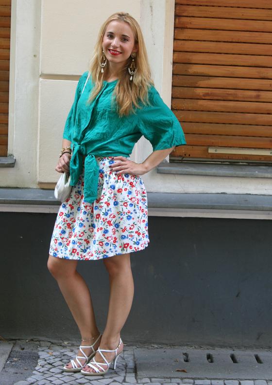 Veist Kleidergeschichten Vintage Outfit Nummer 3-02