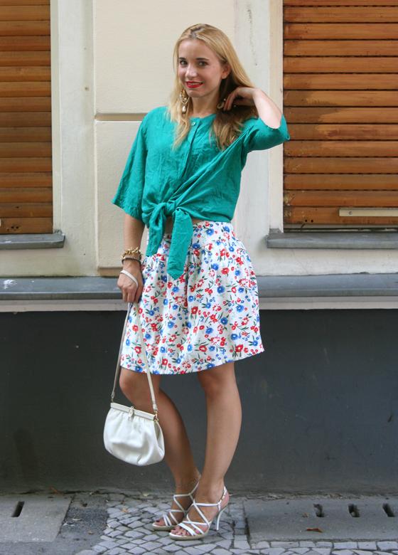 Veist Kleidergeschichten Vintage Outfit Nummer 3-03