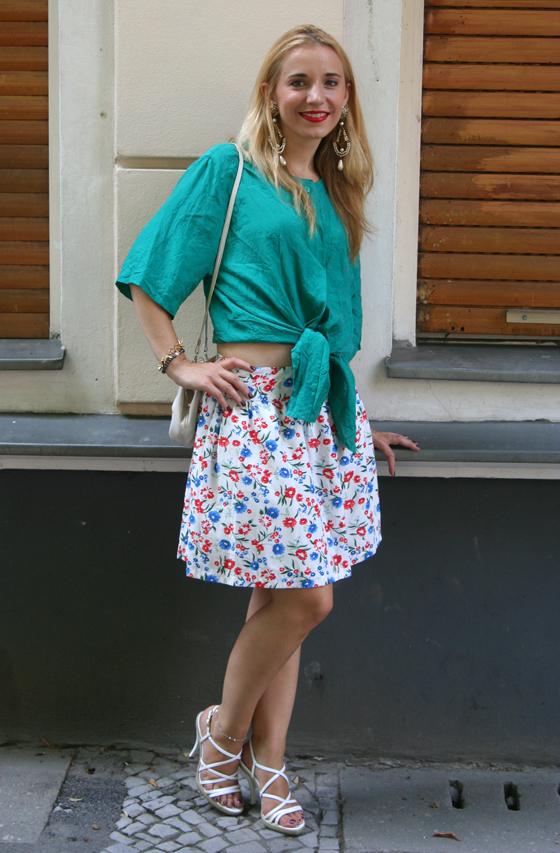 Veist Kleidergeschichten Vintage Outfit Nummer 3-04