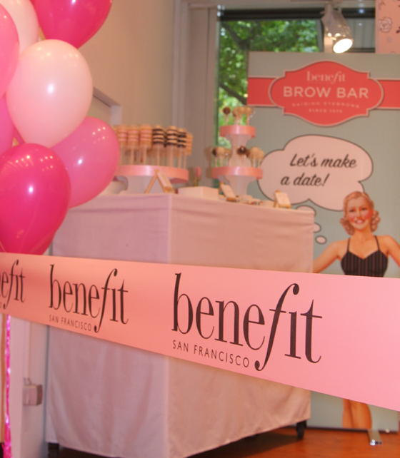 Benefit Grand Opening Party Boutique Berlin 04