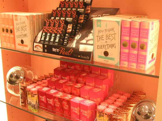 Benefit Grand Opening Party Boutique Berlin 08