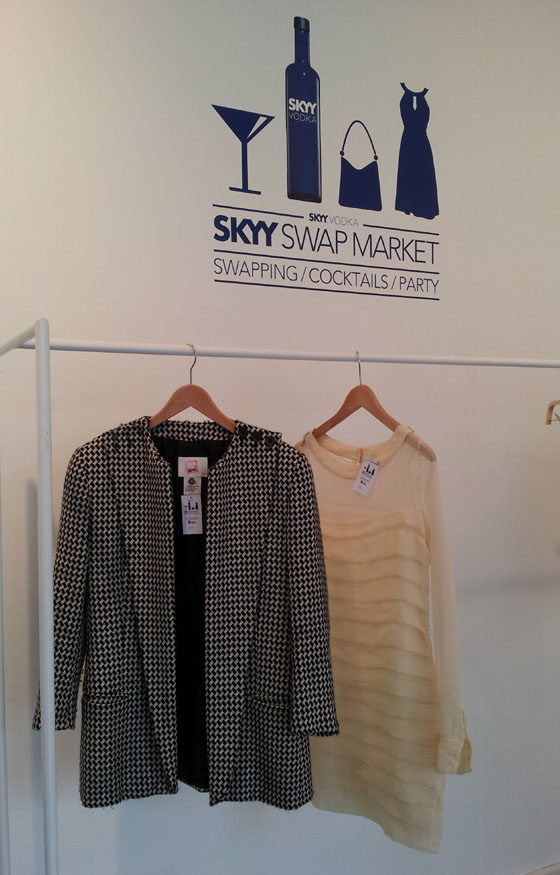 Detailinformationen zum SKYY VODKA SWAP Market am 6. September in Berlin 02