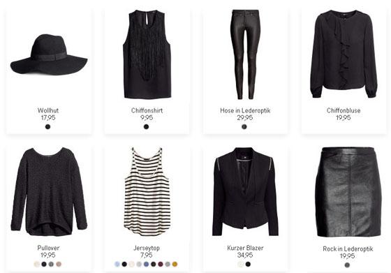 Die neue H&M-Herbstkollektion 2013-08