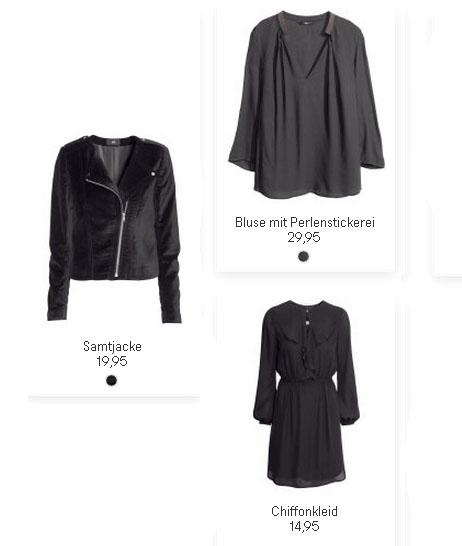 Die neue H&M-Herbstkollektion 2013-09