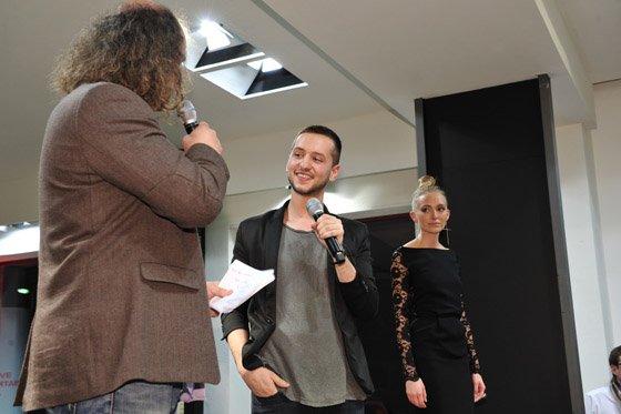 Fashion Hero Riccardo Serravalle