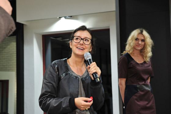 Fashion Hero Sahra Tehrani
