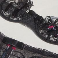 Glamourous Noir Corbeille Passionata 01
