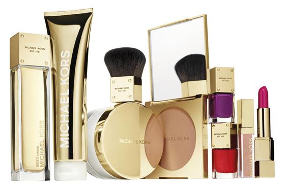 Michael Kors Duft- Beauty Kollektion ab Mitte Oktober 2013 bei Douglas Beauty