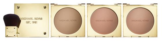 Michael Kors Duft- Beauty Kollektion ab Mitte Oktober 2013 bei Douglas Bronze Powder