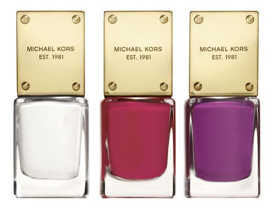 Michael Kors Duft- Beauty Kollektion ab Mitte Oktober 2013 bei Nagellack 01