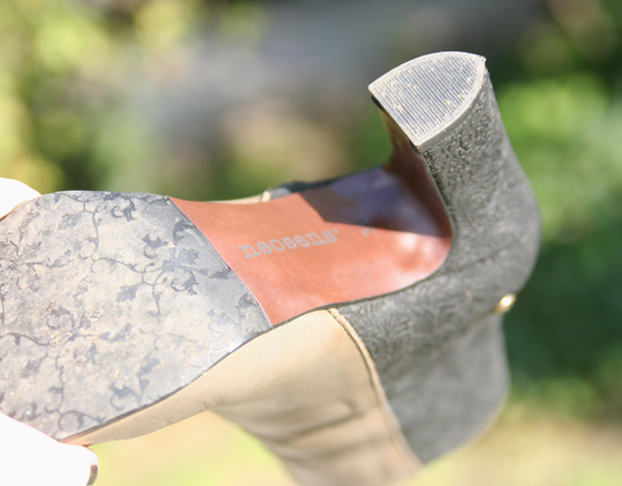 Neosens Semillon Barock Stiefeletten Schuhe S304 2