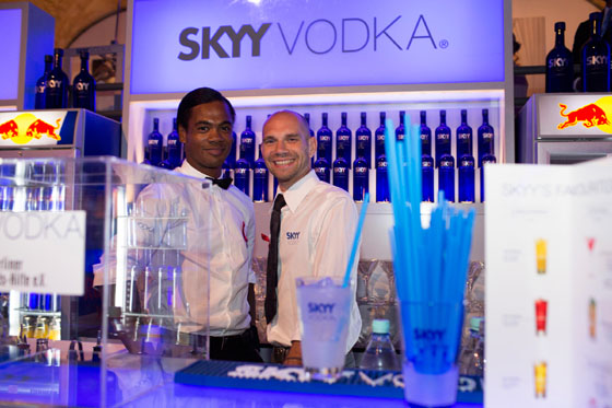 SKYY VODKA SWAP Market 2013-09