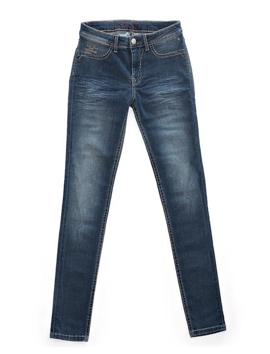 Sofi de la Torre und Bluefire Jeans 03