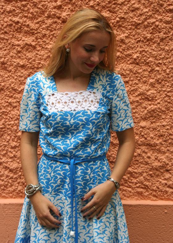Veist Kleidergeschichten Vintage Outfit 05-02