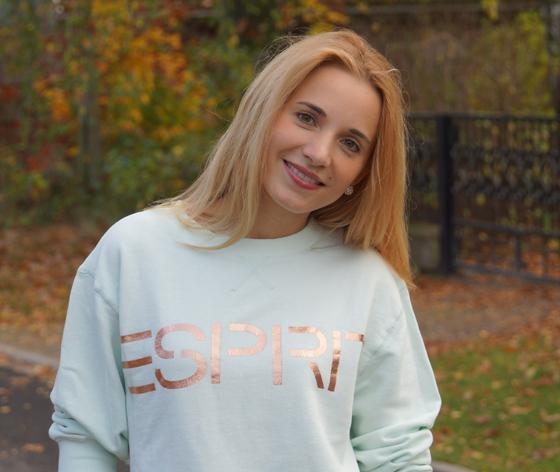 Esprit Retro Pullover 06