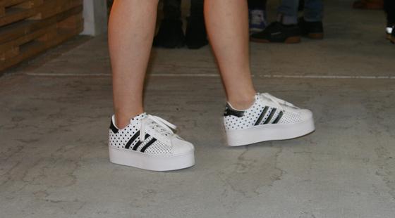 Im adidas NEO Style Showroom 2013 - 01