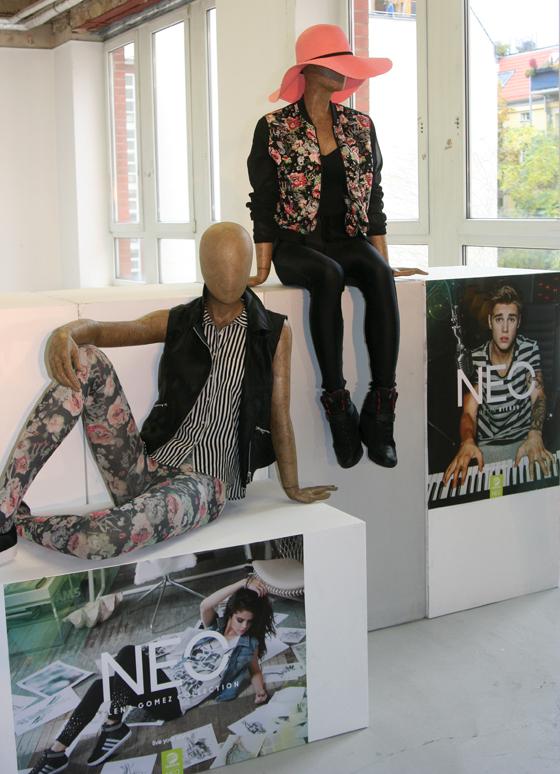 Im adidas NEO Style Showroom 2013 - 12