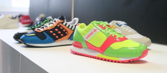 Im adidas NEO Style Showroom 2013 - 14