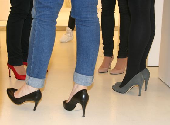Mirapodo RebeccaMir präsentieren neue Schuhkollektion mirapodo essentials 01