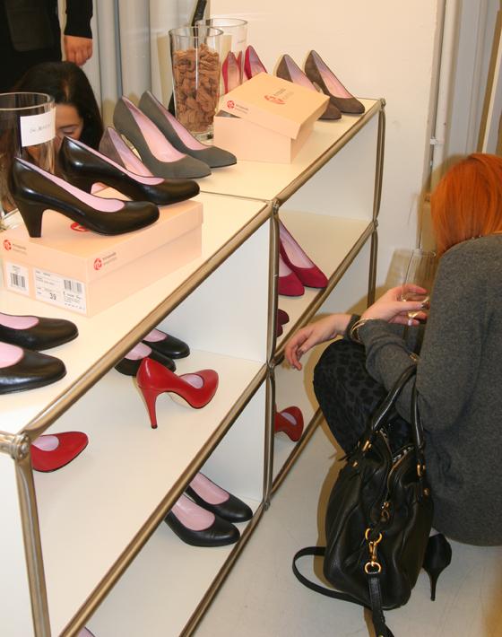 Mirapodo RebeccaMir präsentieren neue Schuhkollektion mirapodo essentials 02