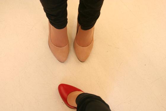 Mirapodo RebeccaMir präsentieren neue Schuhkollektion mirapodo essentials 03
