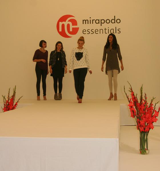 Mirapodo RebeccaMir präsentieren neue Schuhkollektion mirapodo essentials 06