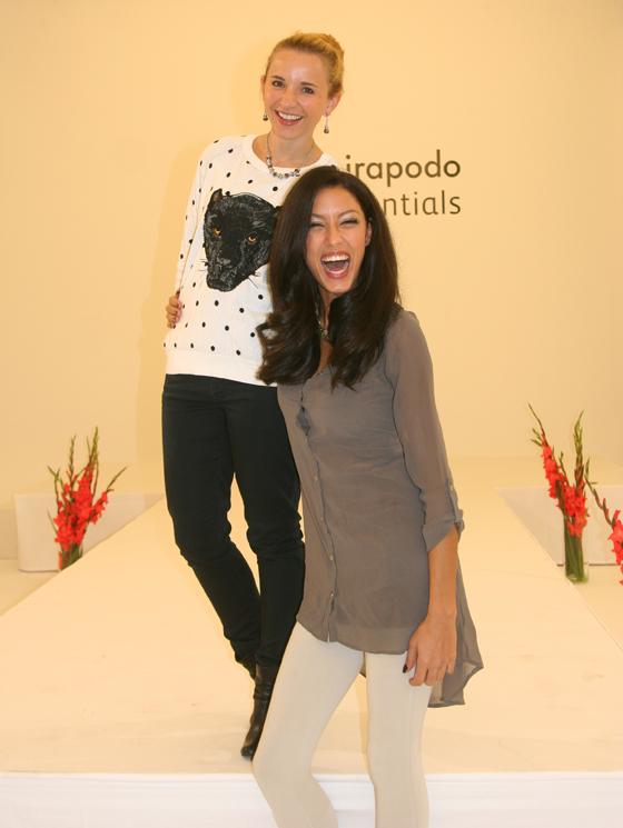 Mirapodo RebeccaMir präsentieren neue Schuhkollektion mirapodo essentials 07