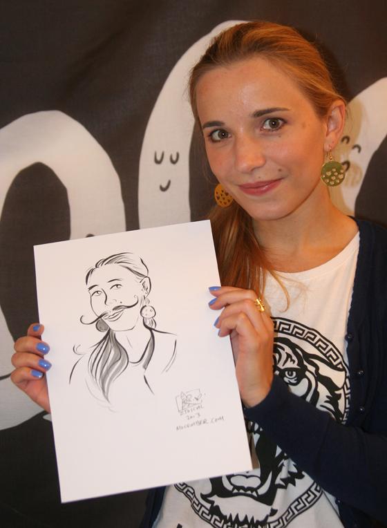 Movember Marie von GlamourSister