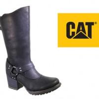 Cat Footwear Lynette Bikerboots Black