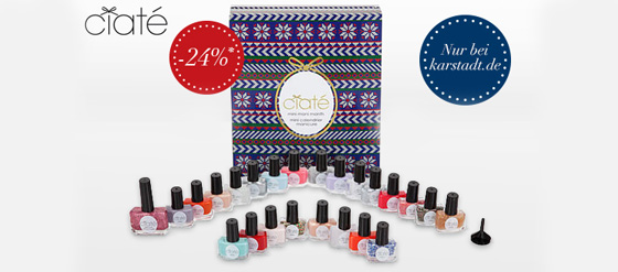 Ciaté X-Mas Adventskalender Mini Mani Month
