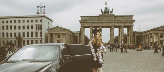 Freiseindesign Glamour-Fotoshooting Marie GlamourSister