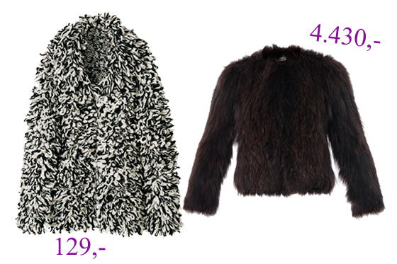 Isabel Marant pour H&M vs Isabel Marant Jacken