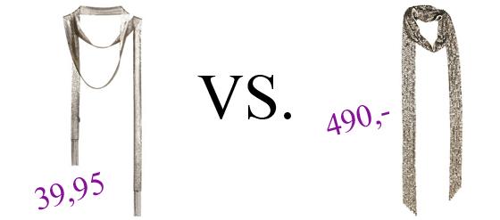 Isabel Marant pour H&M vs Isabel Marant